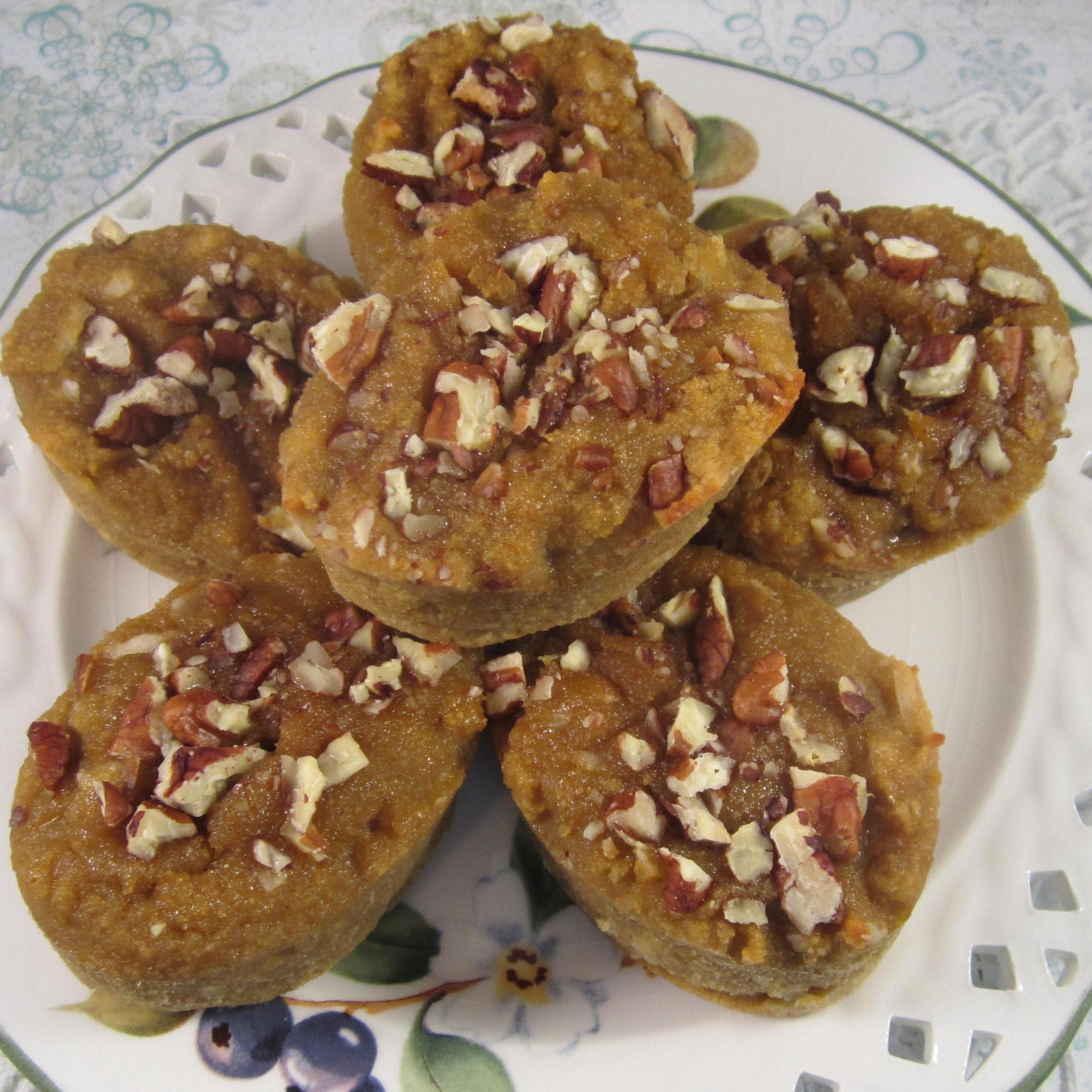 Coconut Coffee Muffins Deb C