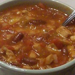 Momma OB's Chicken Chili