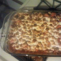 Candied Sweet Potatoes mandyskye9