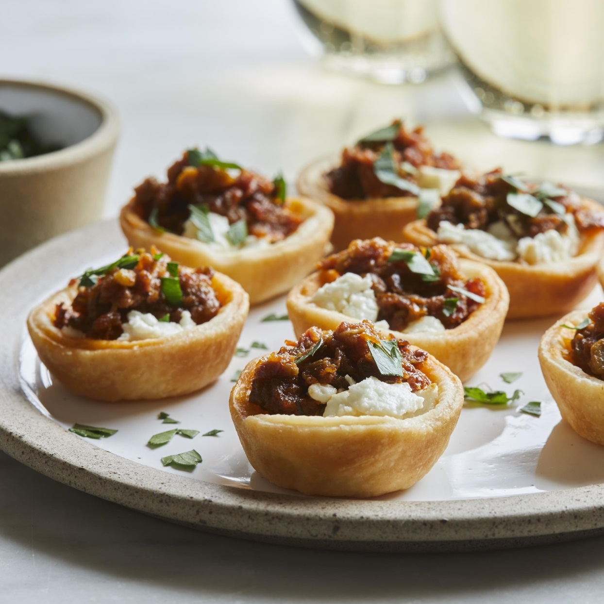 3-Ingredient Goat Cheese & Sun-Dried Tomato Bites Trusted Brands