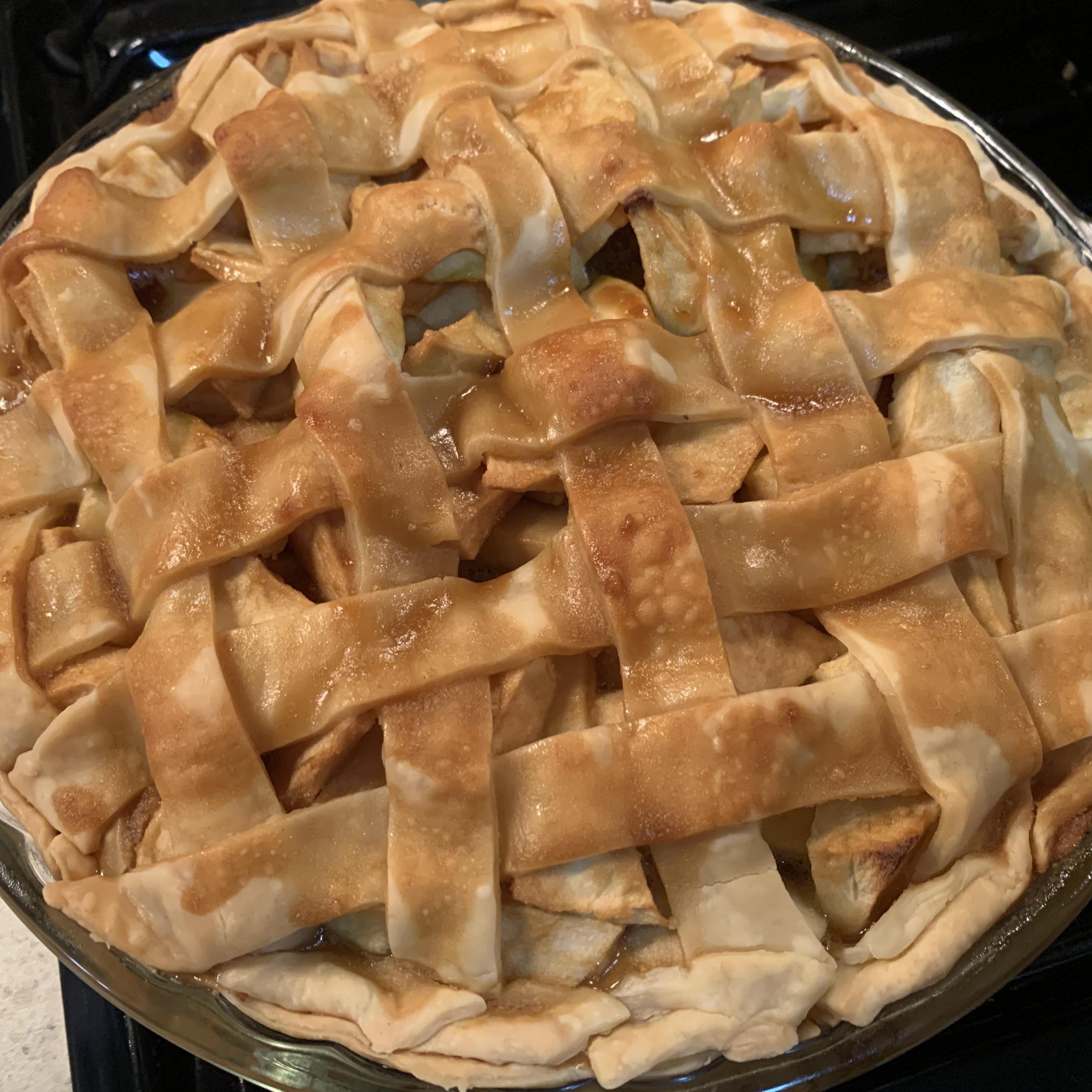 Healthier Apple Pie by Grandma Ople GoodTaste
