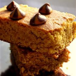Chewy Whole Wheat Peanut Butter Brownies