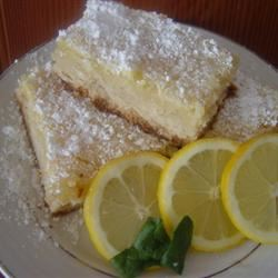 Bake Sale Lemon Bars *Kitty*