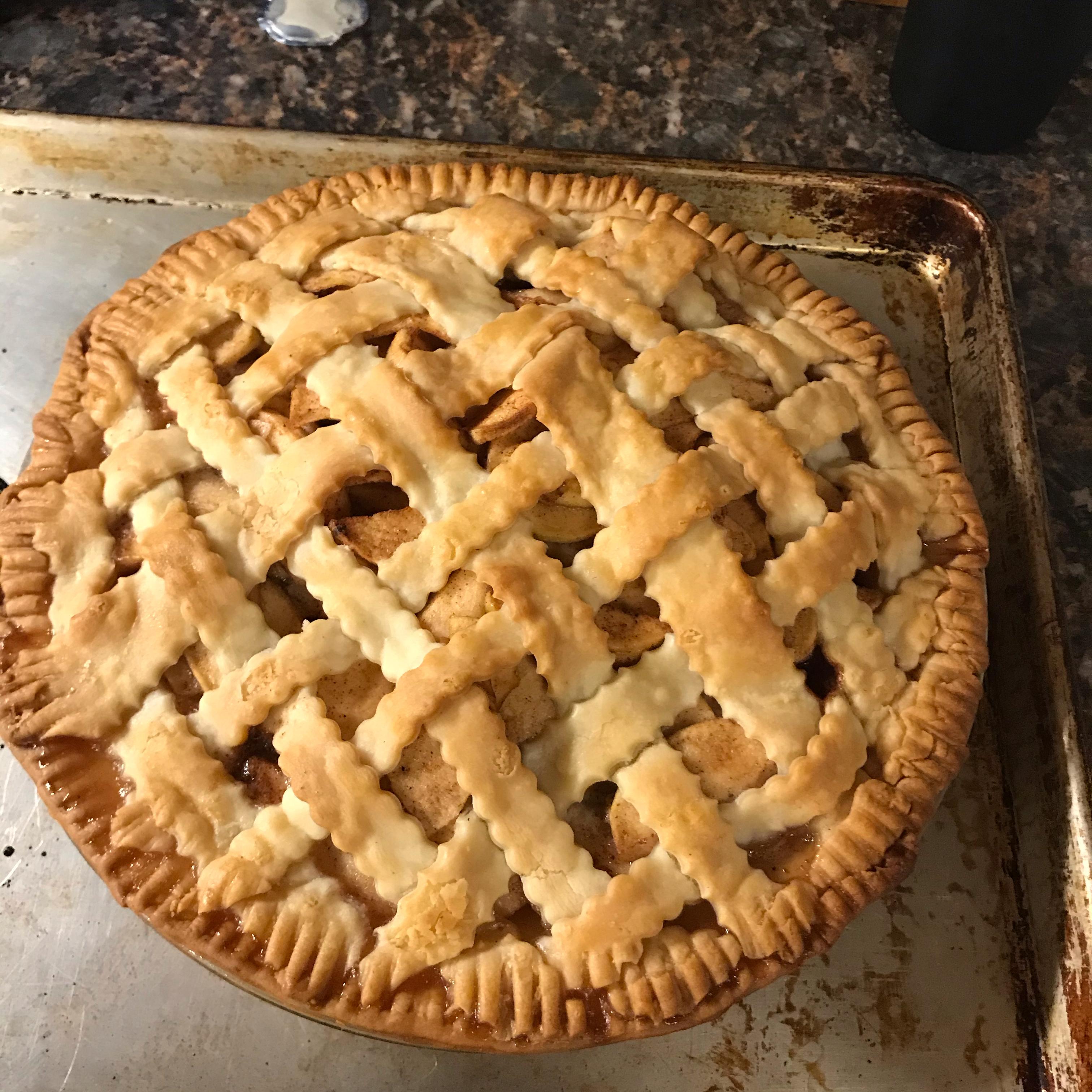 Miss Hattie's Apple Pie