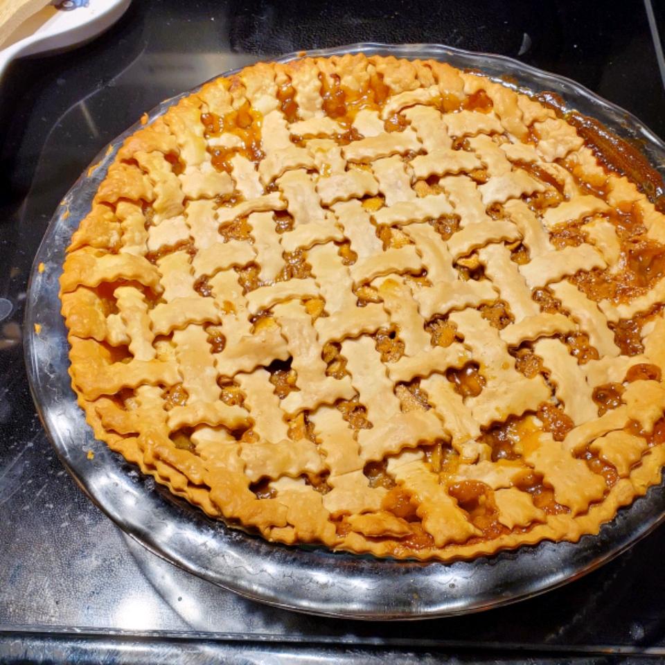 Chef John's Caramel Apple Pie Antonio Archuleta