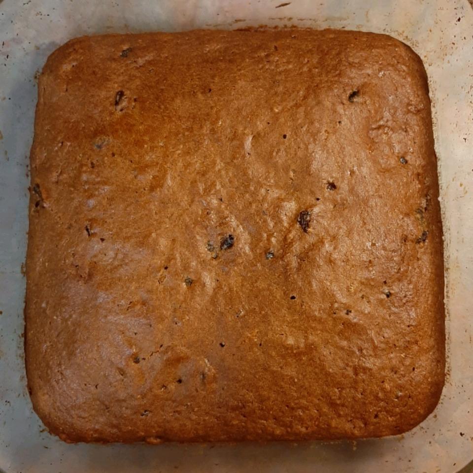 Coffee Date Bread