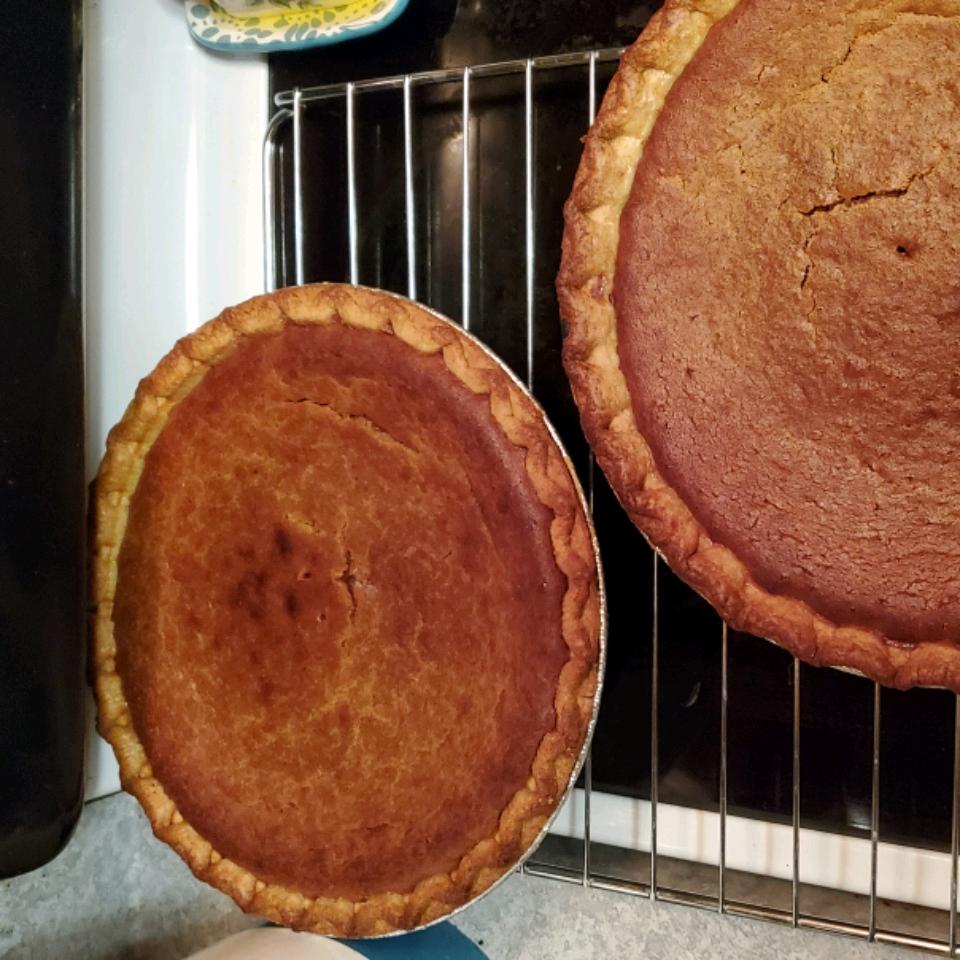 Fresh Sugar Pumpkin Pie Lori B Howe