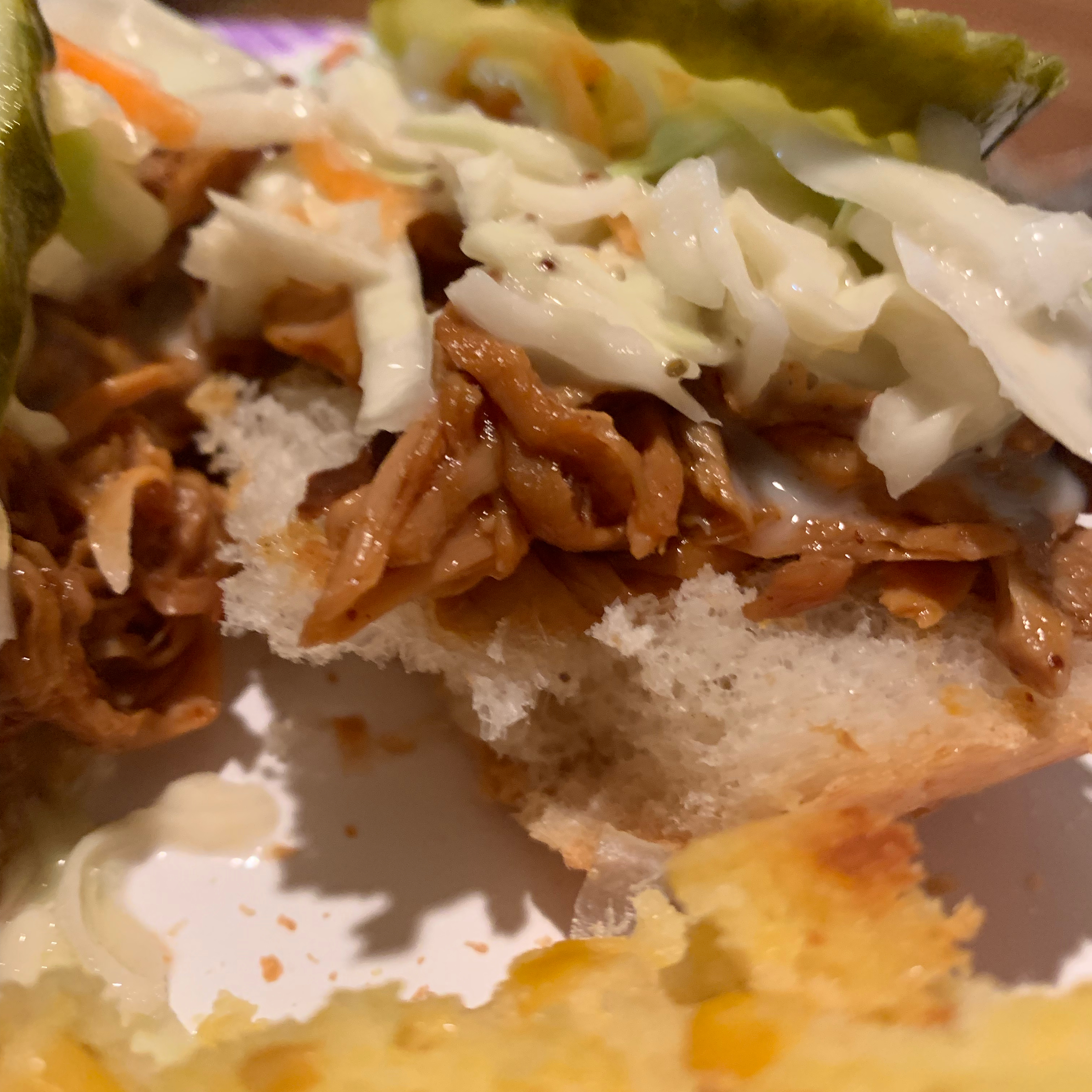 Traditional Creamy Coleslaw