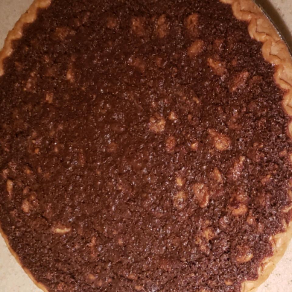 Chocolate Chess Pie John Kangas