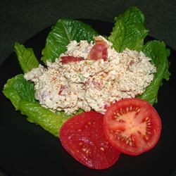 Chicken Salad with Bacon, Lettuce, and Tomato GodivaGirl