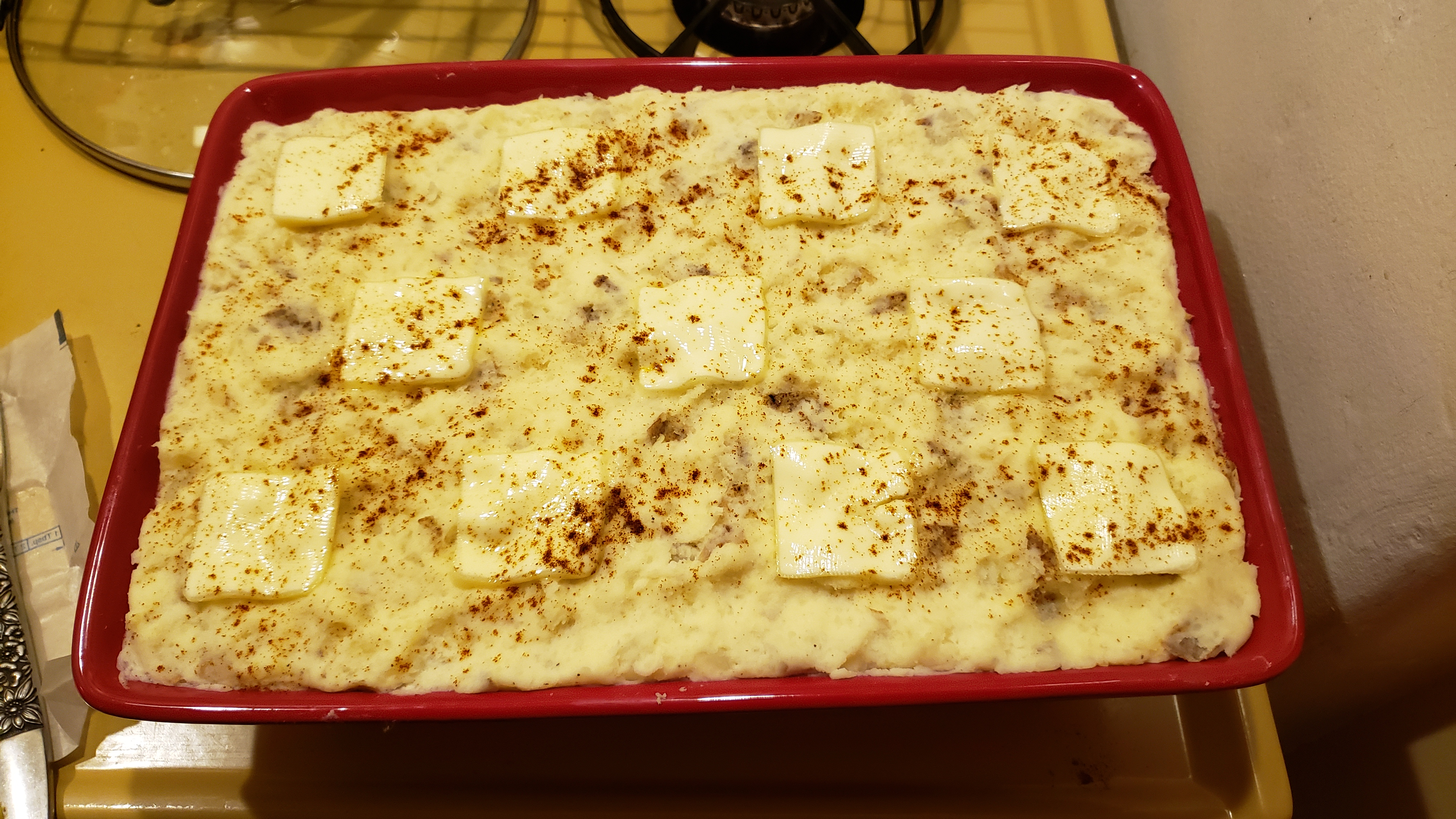Cream Cheese Mashed Potatoes Cici