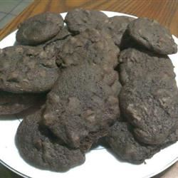 Chocolate-Chocolate Chip Bacon Cookies af113334