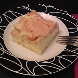 easy upside down russian biskvit with apples recipe