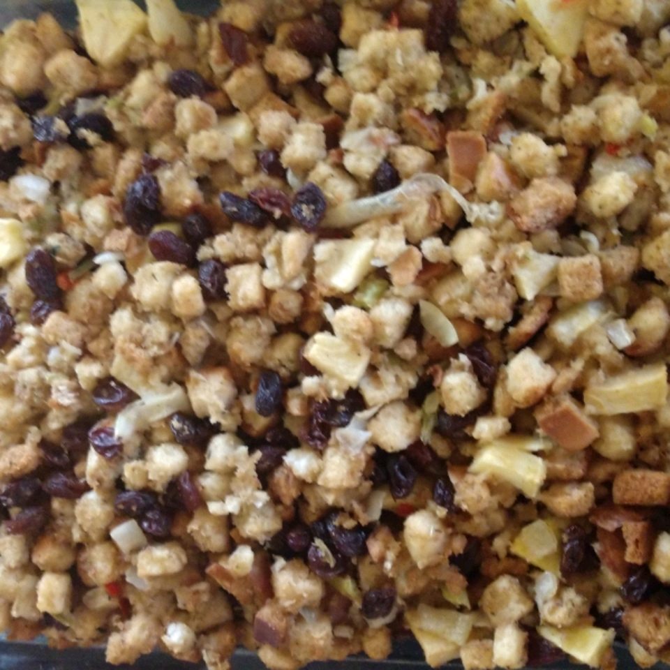 Semi-Homemade Stuffing