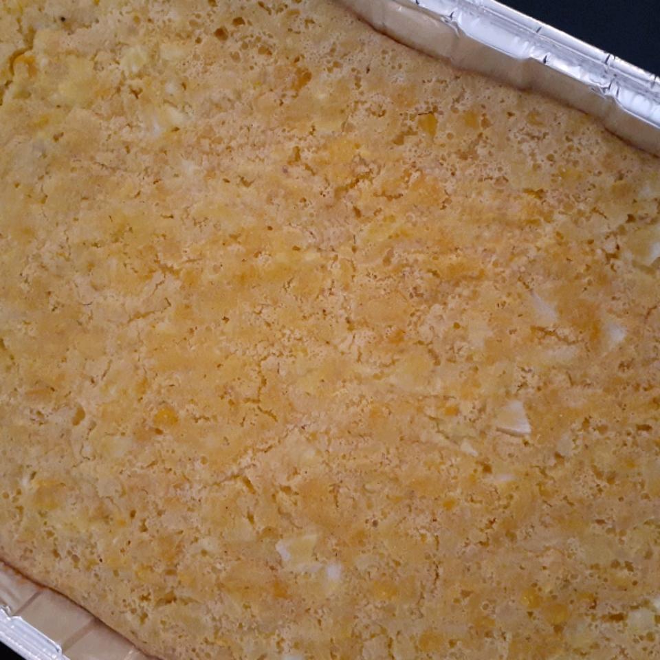Thanksgiving Corn Casserole