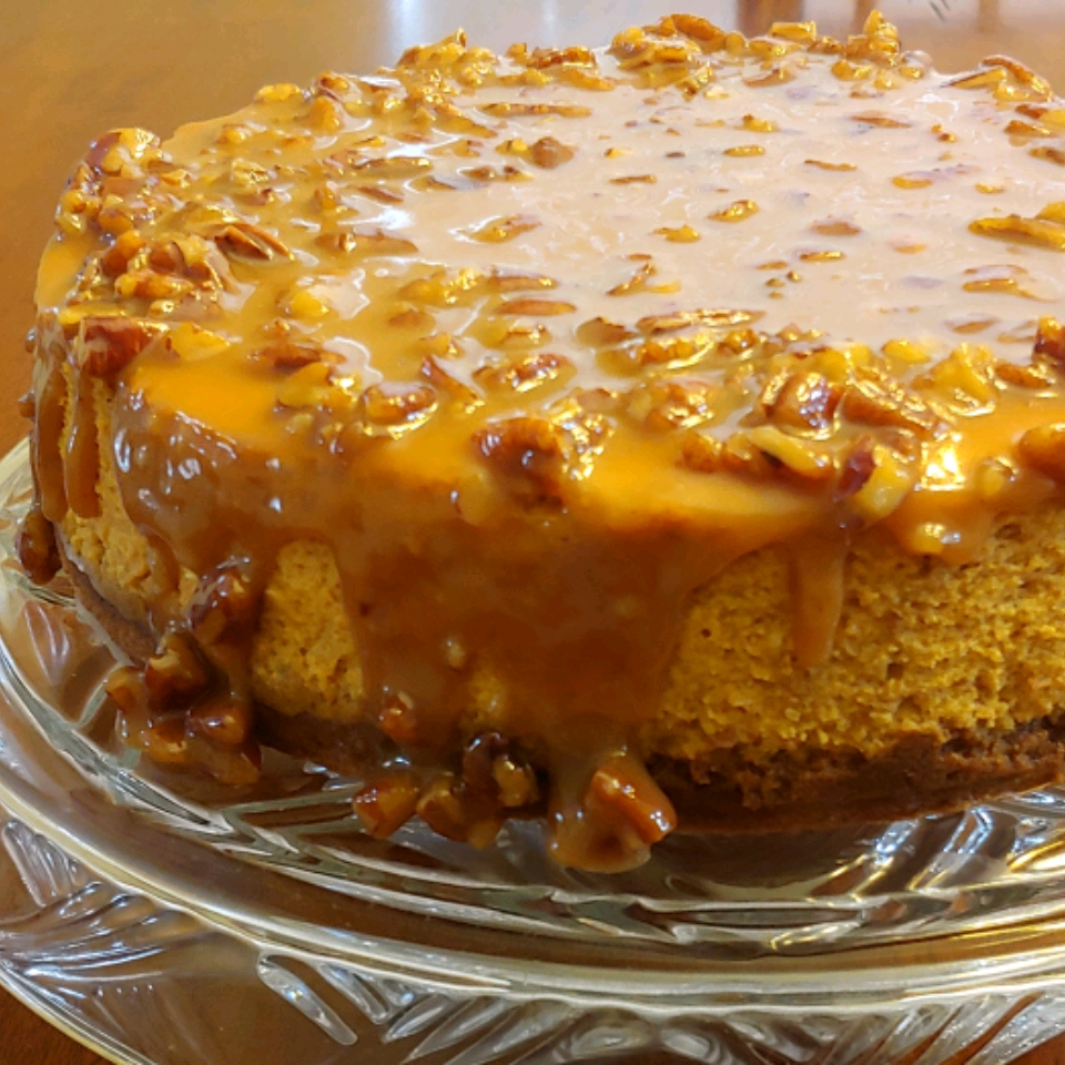 Maple Pumpkin Cheesecake jblenker