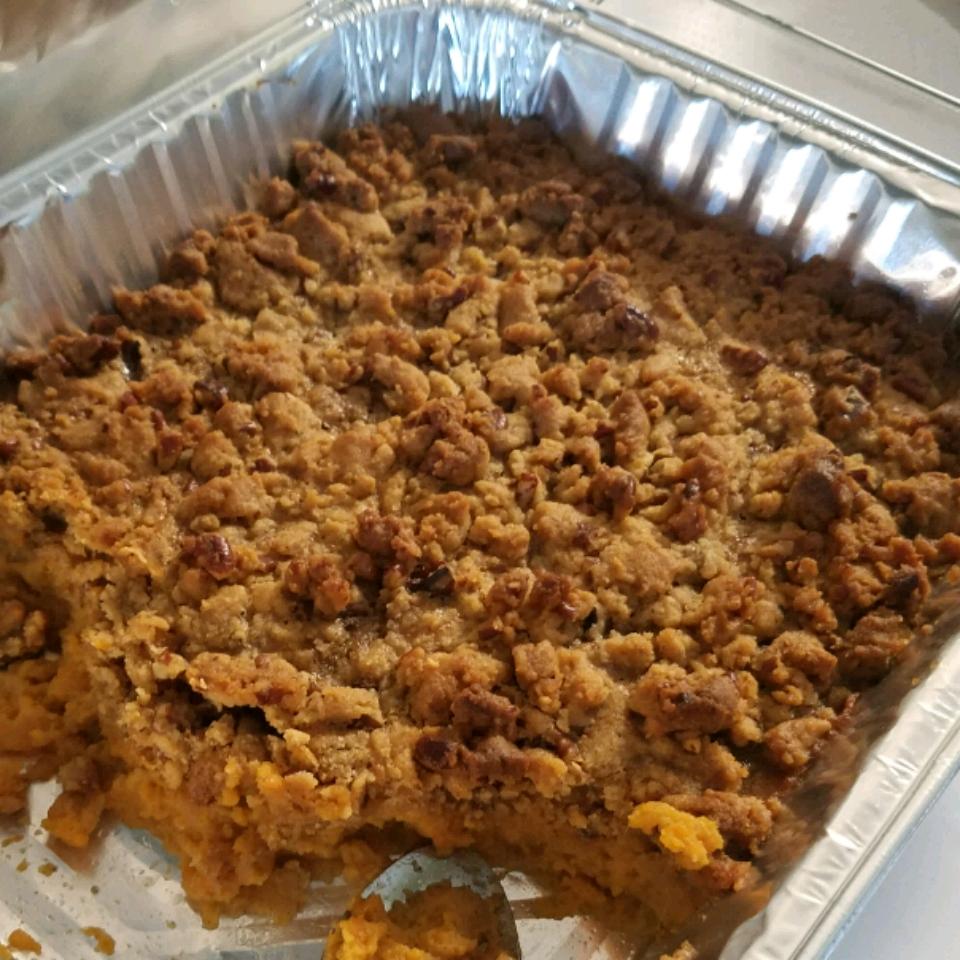 Sweet Potato Crunch Casserole respindola