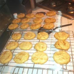 Eggnog Cookies I Barbara