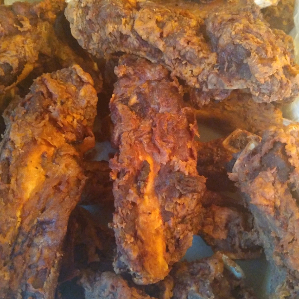 Fried Beef Ribs JOHN MITSCHKE