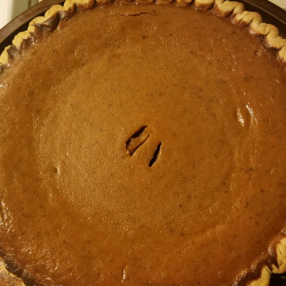 Libby's® Famous Pumpkin Pie Tannika Jackson