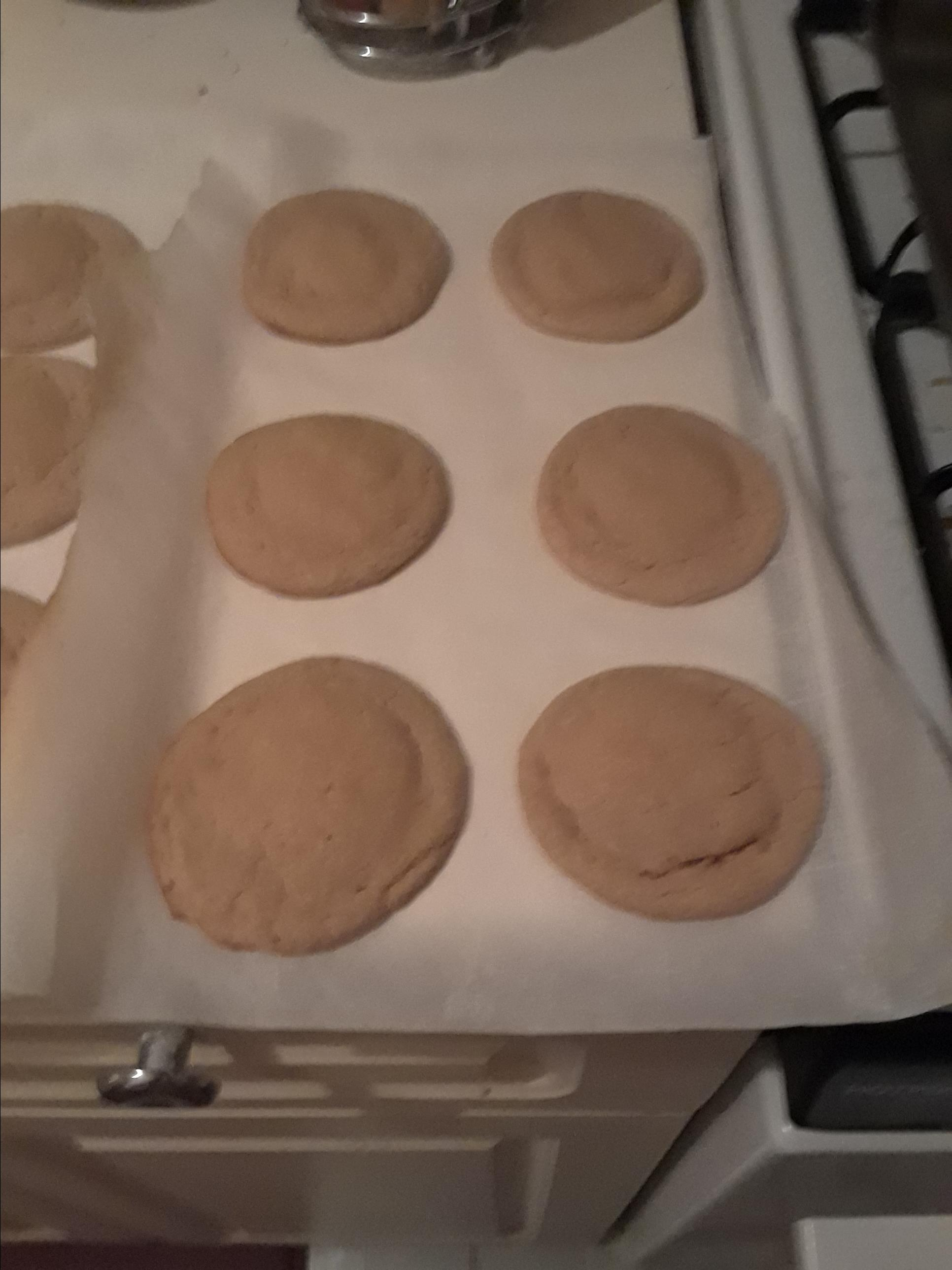 Apple Spice Caramel Cookies JoLoFlo