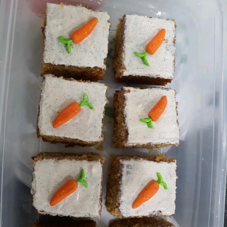 Sister Beth's Carrot Cake Olla BaEissa