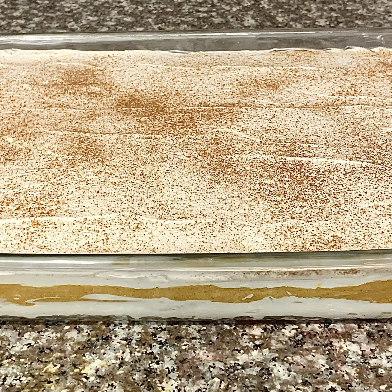 Thanksgiving Pumpkin Slush Cake