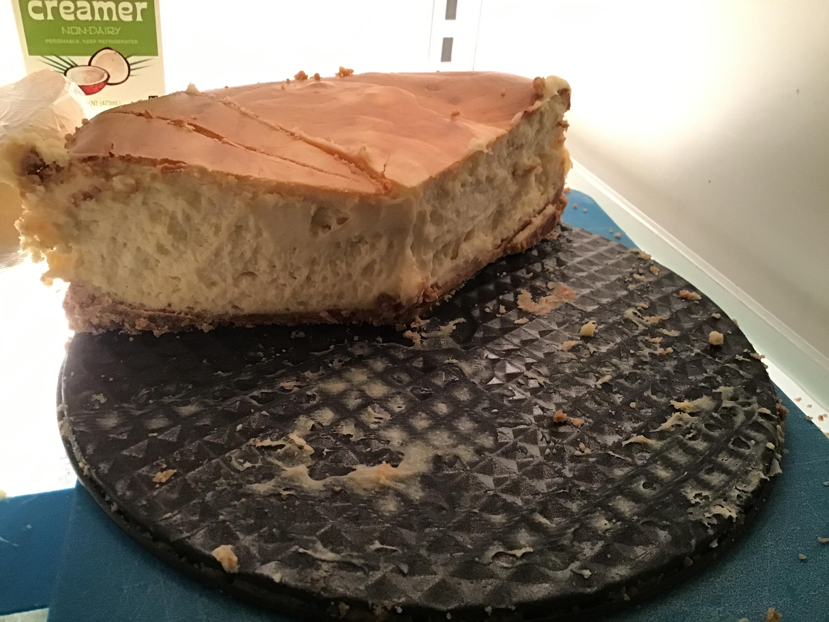 New York Cheesecake I Séamus