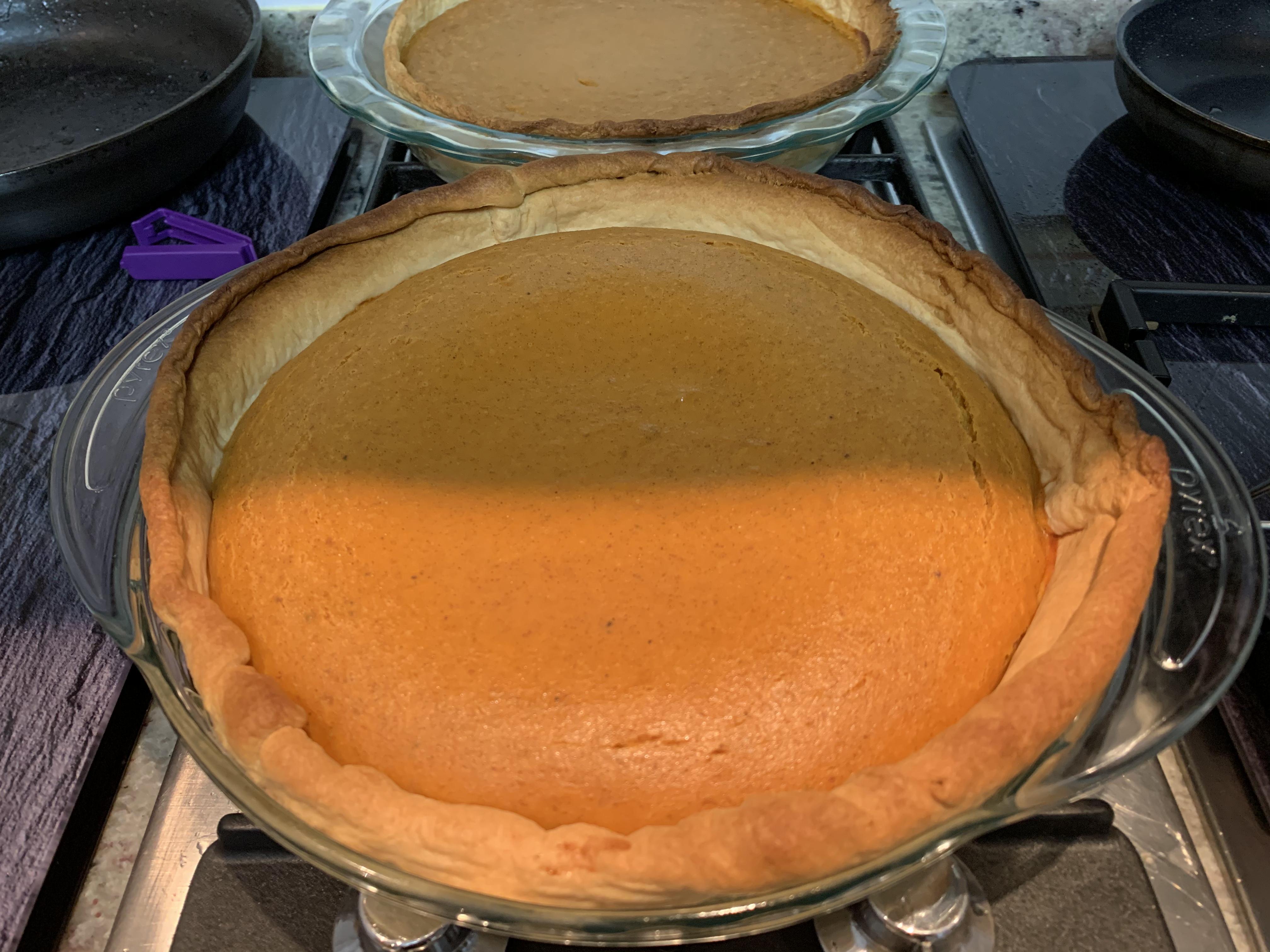 Chef John's Pumpkin Pie