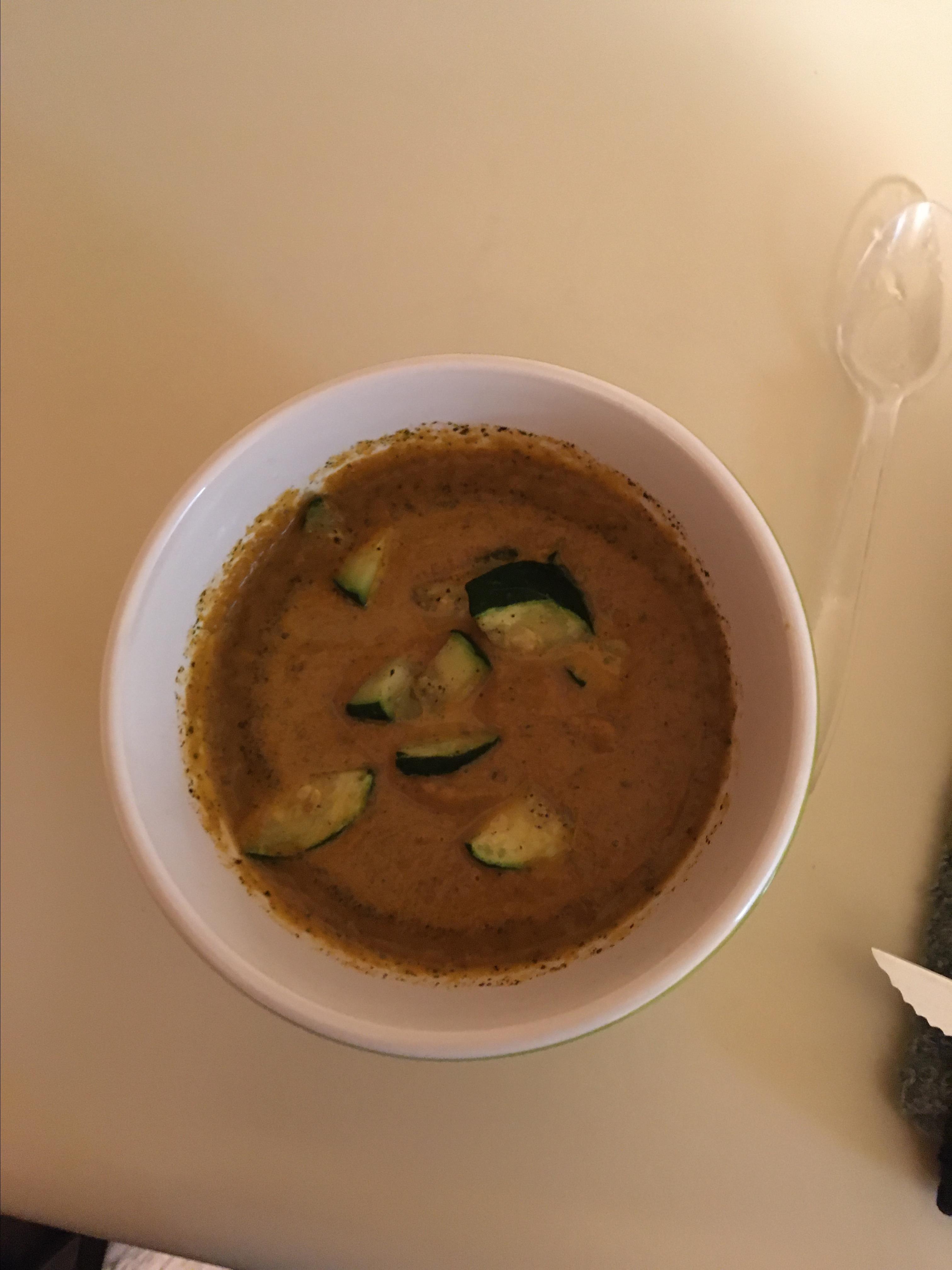 Roasted Garden Tomato Basil Soup hport001