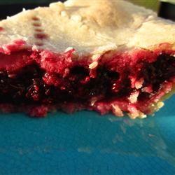 Bramblewood Blackberry Pie