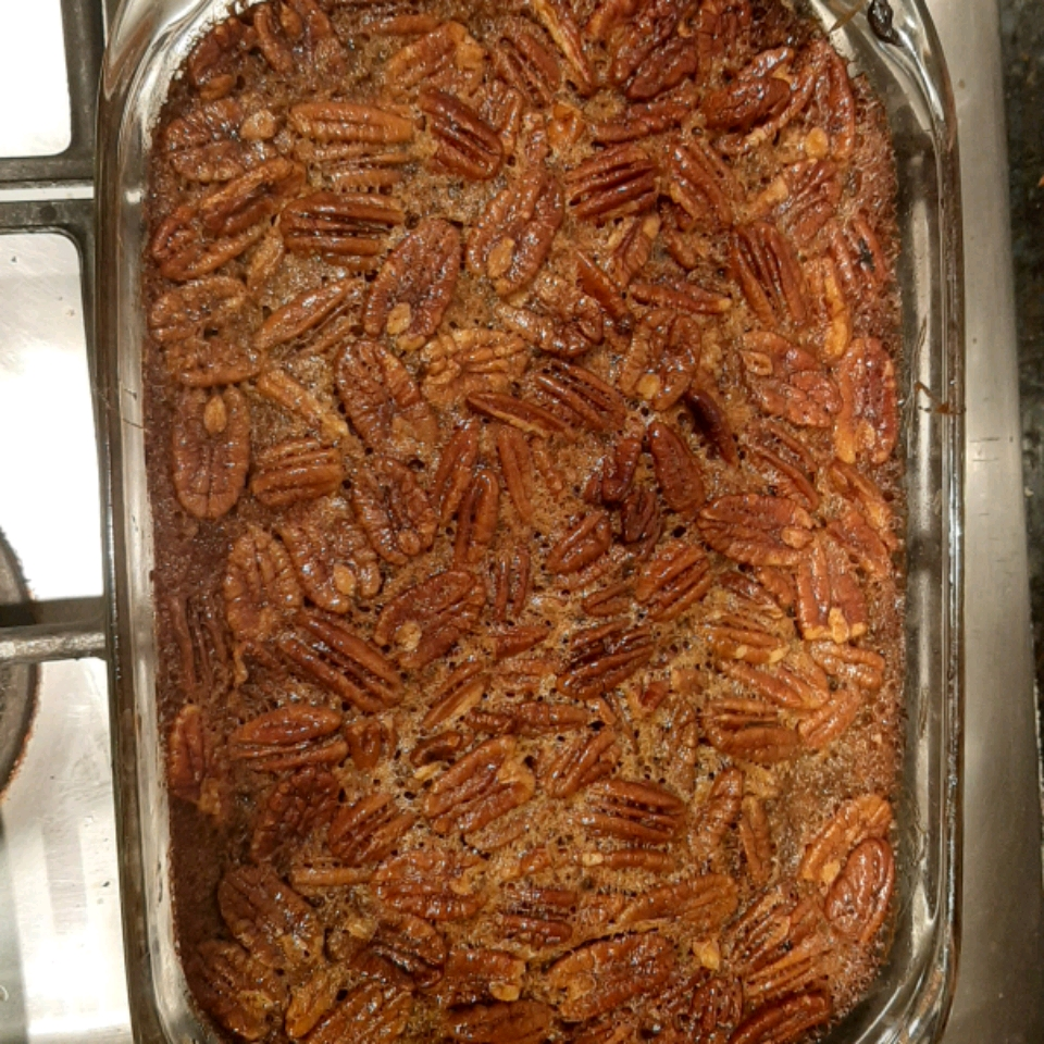 Pecan Pie Brownies Bristol Sine
