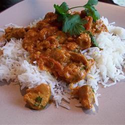 Indian-Style Butter Chicken (Murgh Makhani)