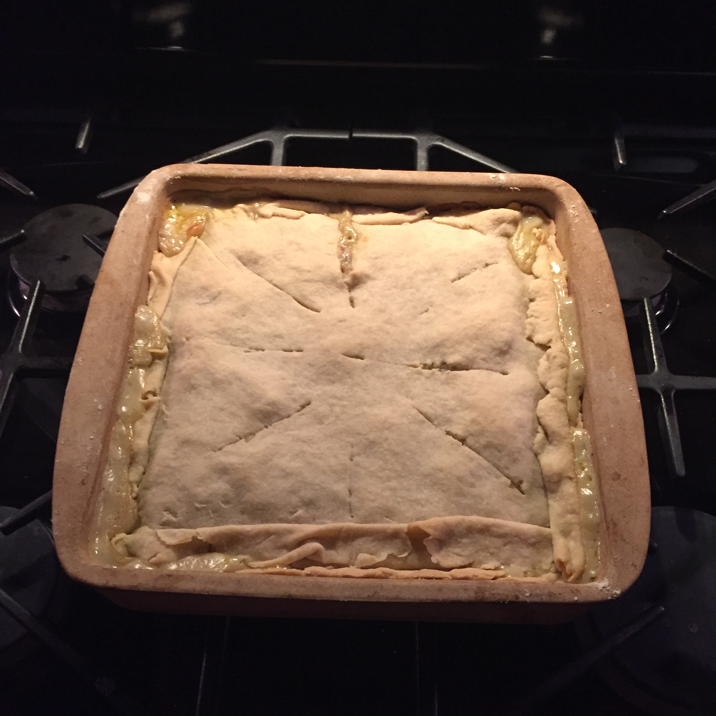 Grandma Carlson's Turkey Pot Pie