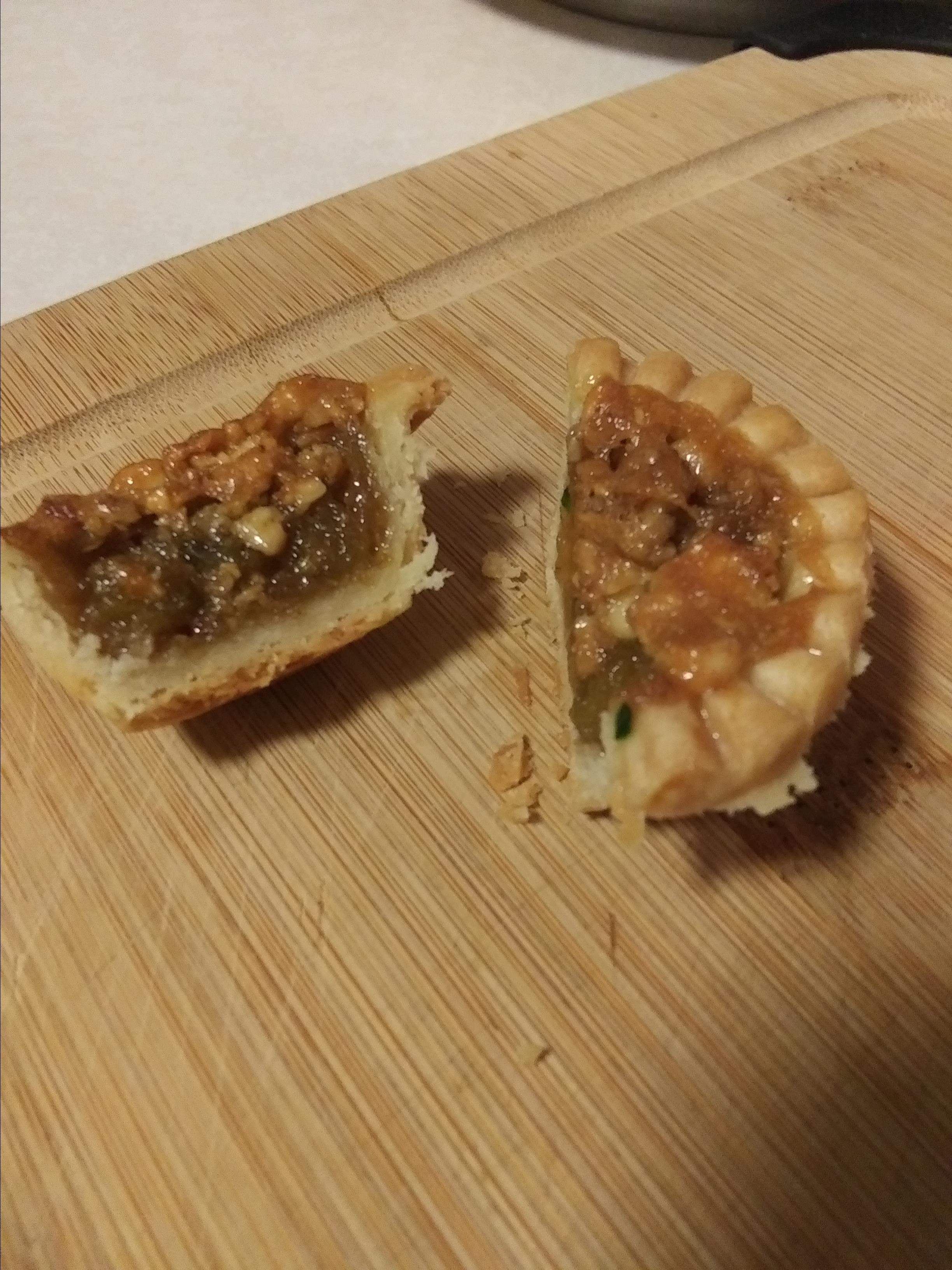 Georgina's True English Butter Tarts Toontz page