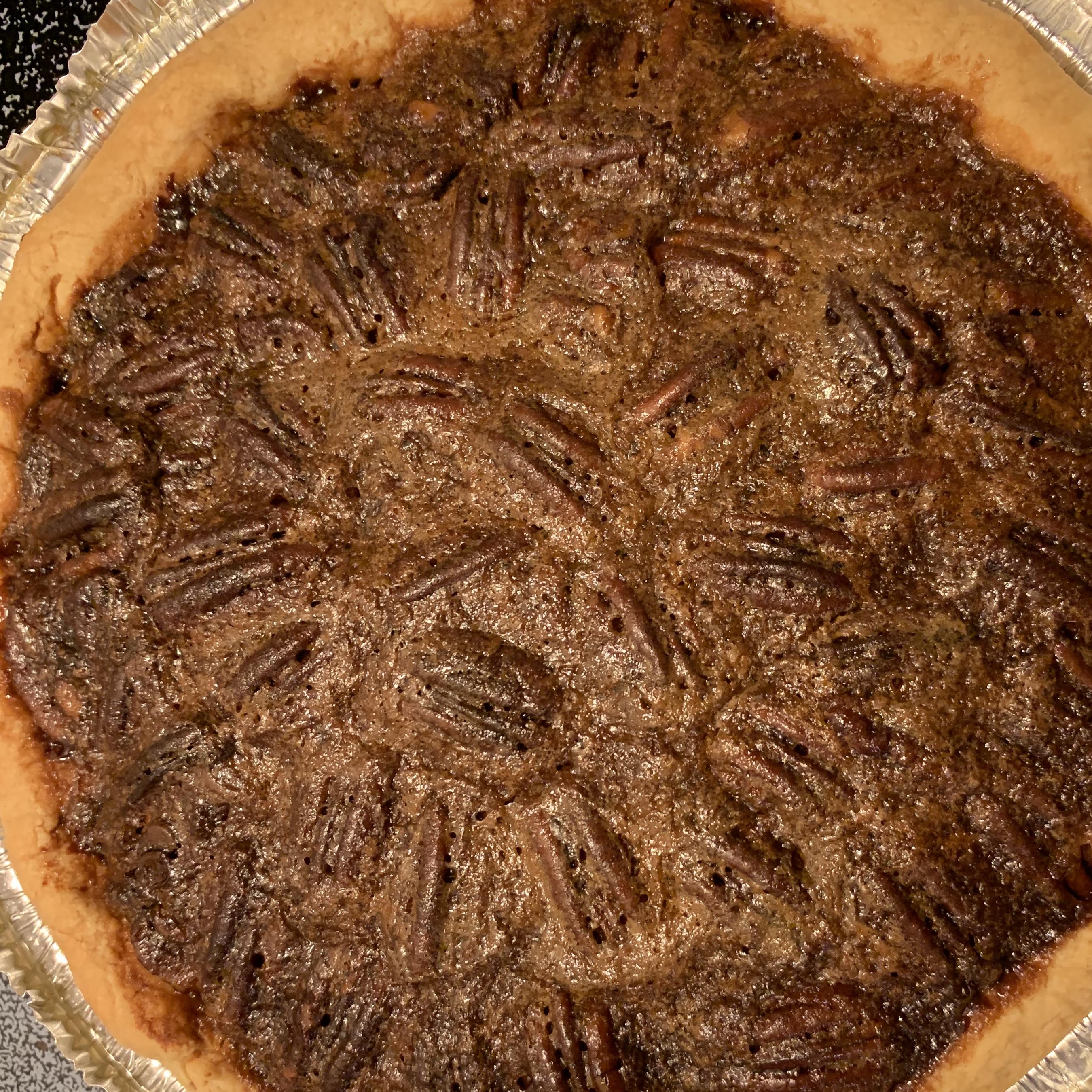 Chocolate Pecan Pie KATHNH