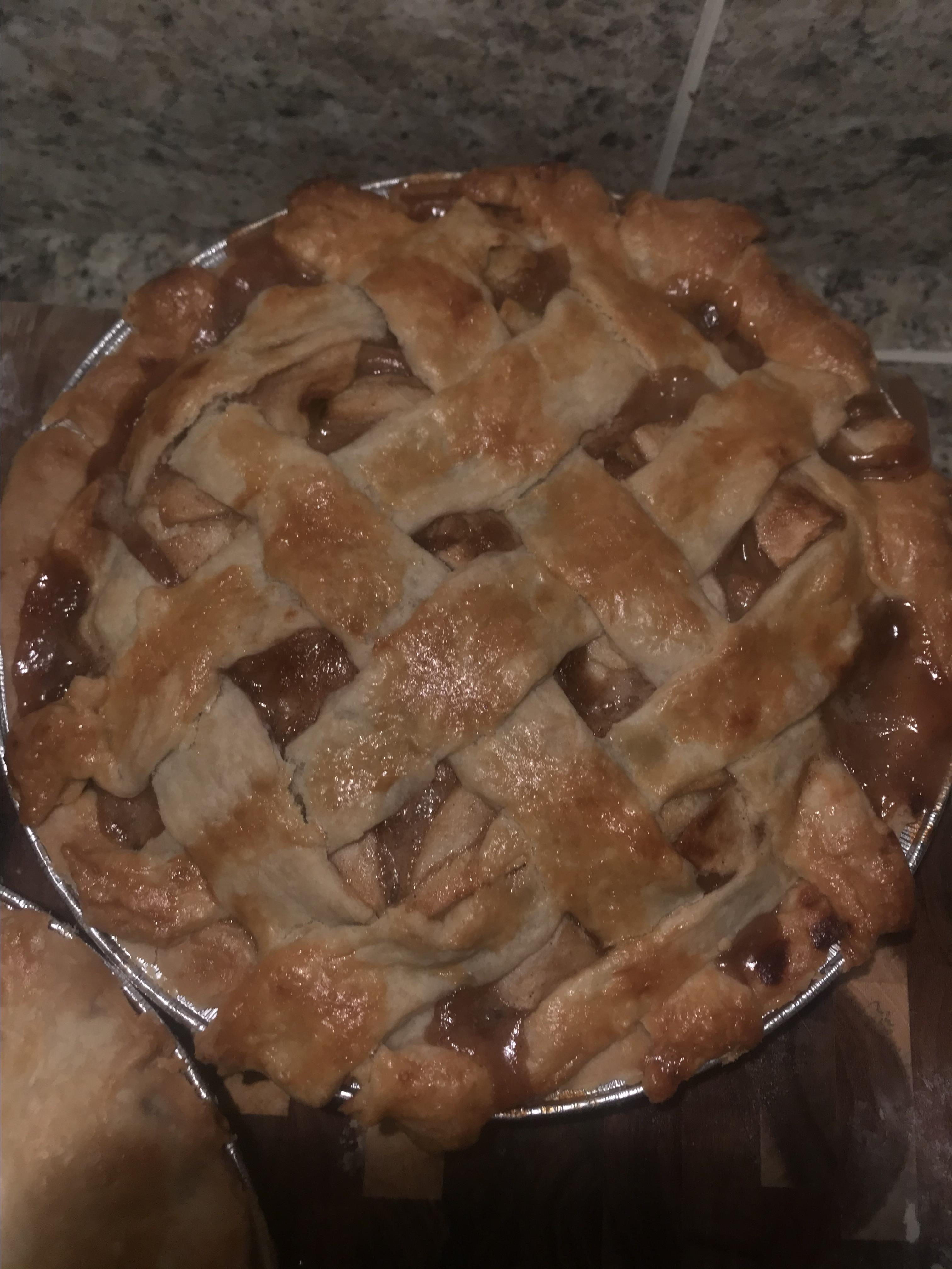 No Fail Pie Crust II amy