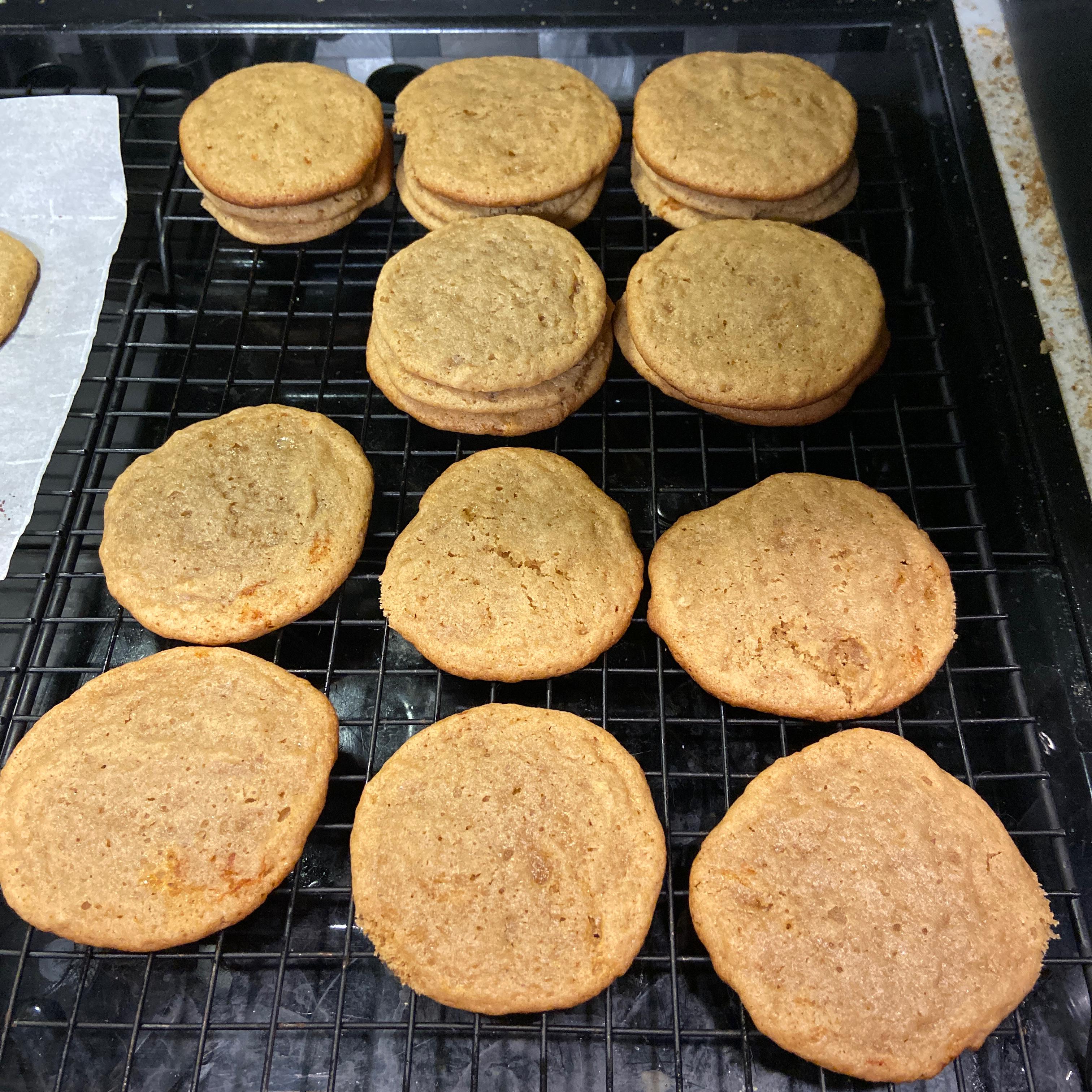 Honeybee Cookies Carolyn Sue Parsons