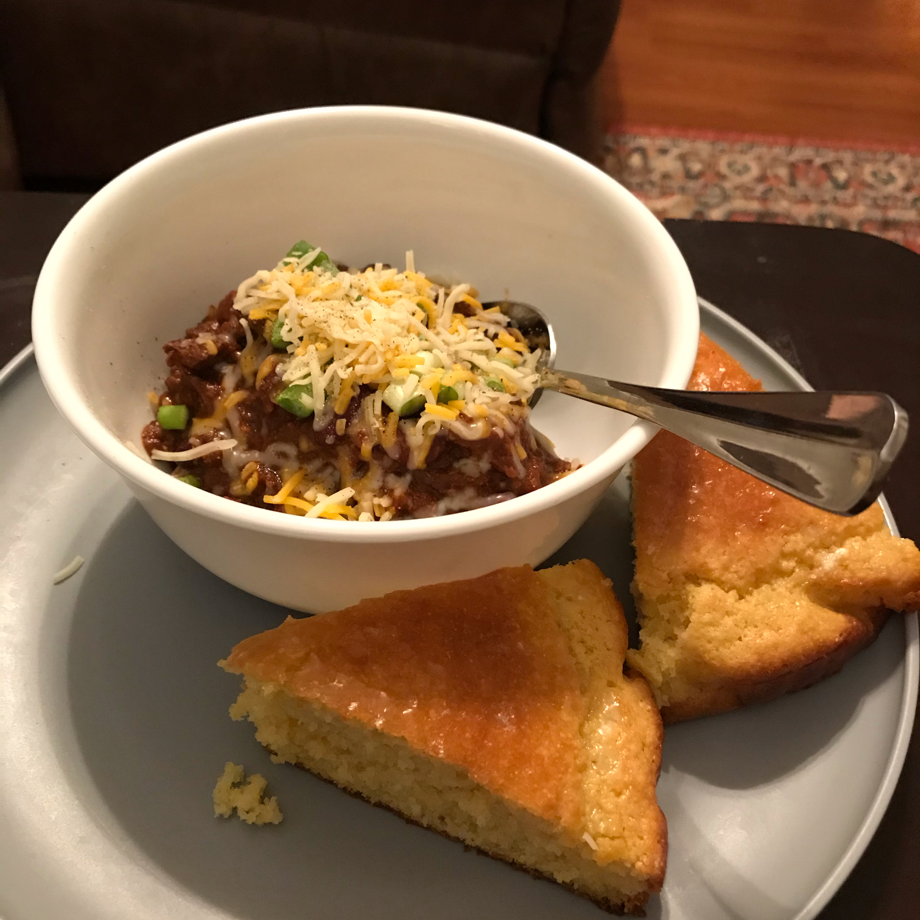 Slow Cooker Venison Chili for the Big Game