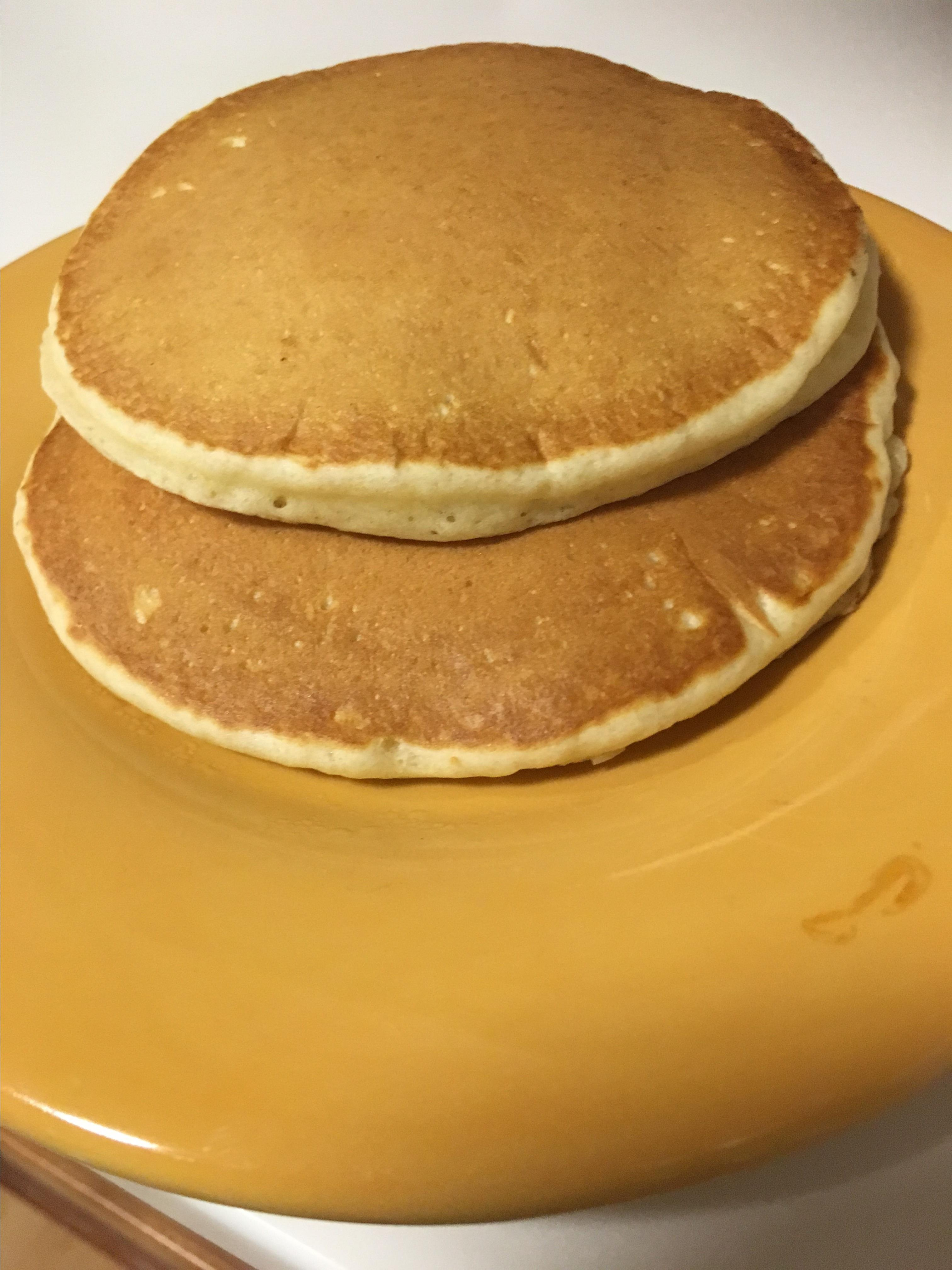Fluffy Pancakes MotherGoose
