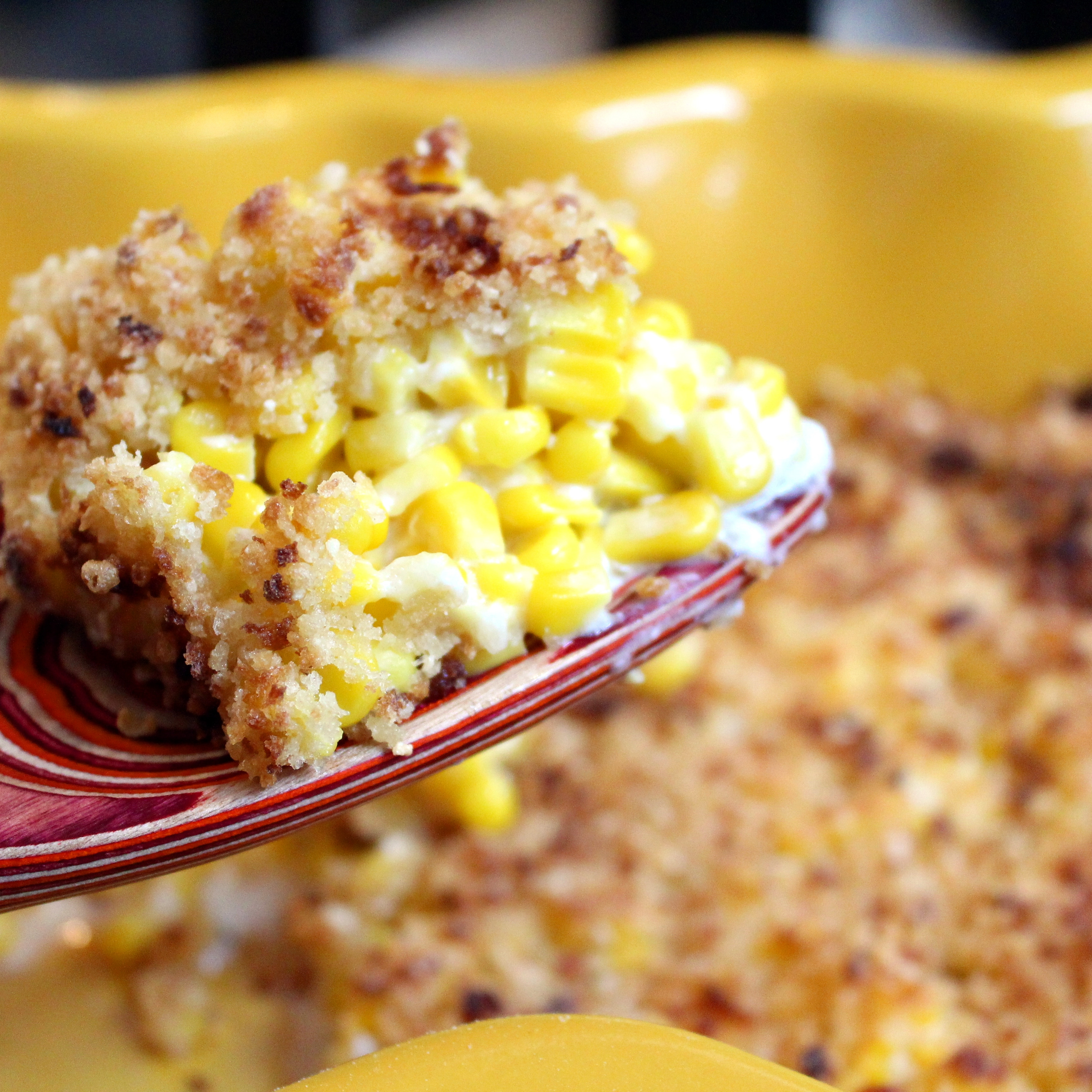 Marian's Creamed Corn DAS