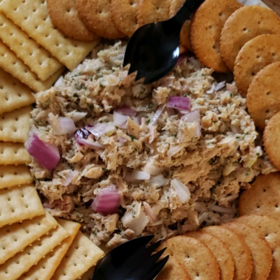 Healthier Mediterranean Tuna Salad SRJones