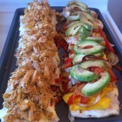 Amazing Southwest Cilantro Lime Mango Grilled Chicken Sandwiches