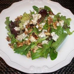 Balsamic Bleu Cheese Salad Deb C