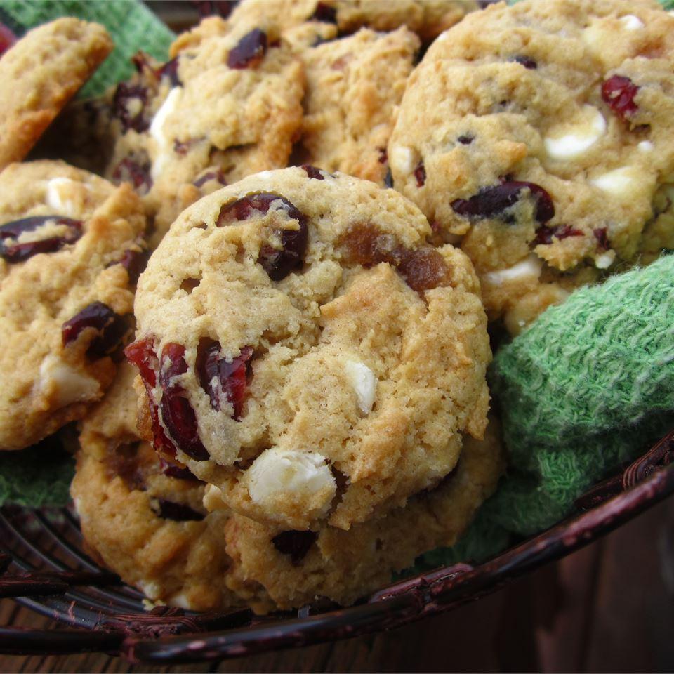 Linda's Cranberry Cookies