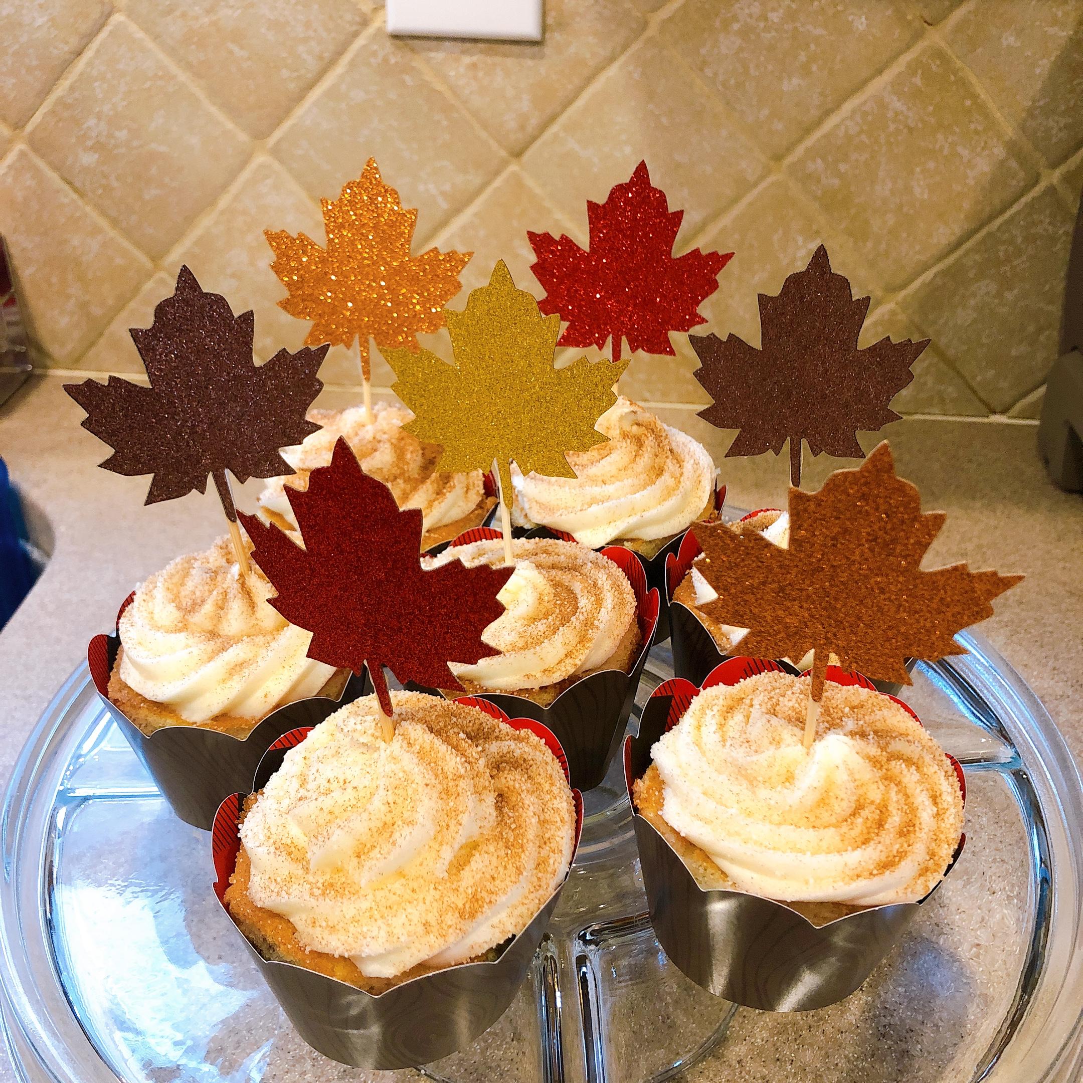 Cinnabon® Cupcakes