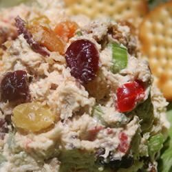 Holiday Chicken Salad