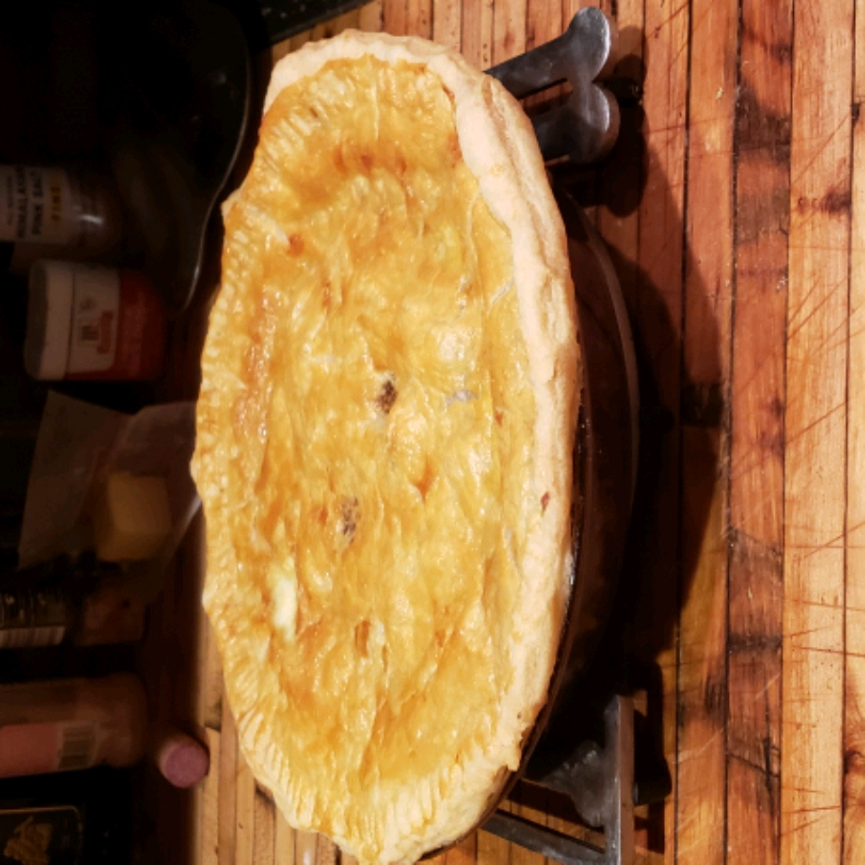 Beef, Mushroom and Guinness® Pie D H