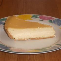 Kim's Eggnog Cheesecake tbryant127