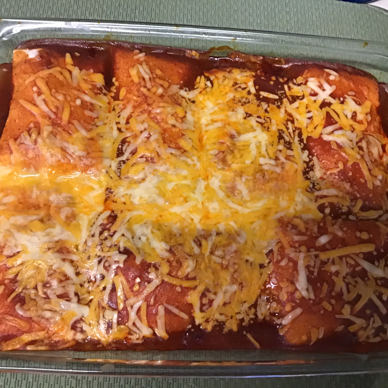 Easy Crabmeat Enchiladas Dwaine Brown